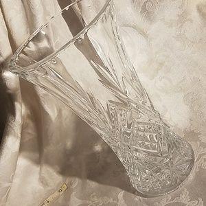 Heavy Crystal Vase